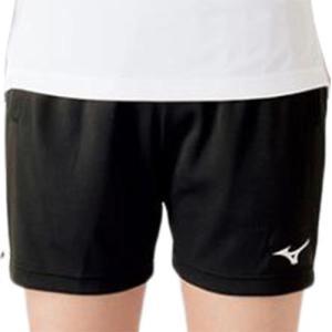 ミズノ(MIZUNO) ハーフパンツ ブラック V2MB721109 バレーボール トレーニングウェア プラパン|esports
