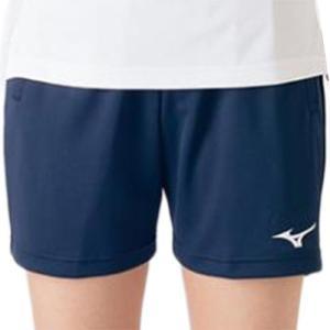 ミズノ(MIZUNO) ハーフパンツ ドレスネイビー V2MB721114 バレーボール トレーニングウェア プラパン|esports
