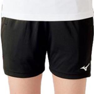 ミズノ(MIZUNO) ハーフパンツ ブラック V2MB721209 バレーボール トレーニングウェア プラパン|esports