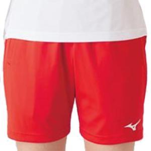 ミズノ(MIZUNO) ハーフパンツ チャイニーズレッド V2MB721262 バレーボール トレーニングウェア プラパン|esports