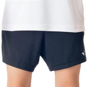 ミズノ(MIZUNO) ハーフパンツ ブラック V2MB741109 バレーボール トレーニングウェア プラパン ジュニア|esports
