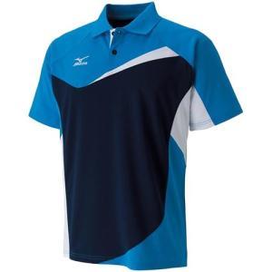 ミズノ(MIZUNO) ゲームシャツ 62JA601324 バドミントンウェア テニスウェア 半袖 メンズ レディース|esports