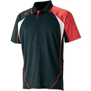 ミズノ(MIZUNO) ゲームシャツ 62JA601509 バドミントンウェア テニスウェア 半袖 メンズ レディース|esports
