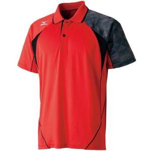 ミズノ(MIZUNO) ゲームシャツ 62JA601562 バドミントンウェア テニスウェア 半袖 メンズ レディース|esports