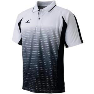 ミズノ(MIZUNO) ゲームシャツ 62JA601701 バドミントンウェア テニスウェア 半袖 メンズ レディース|esports
