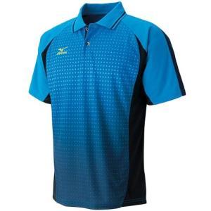 ミズノ(MIZUNO) ゲームシャツ 62JA601724 バドミントンウェア テニスウェア 半袖 メンズ レディース|esports
