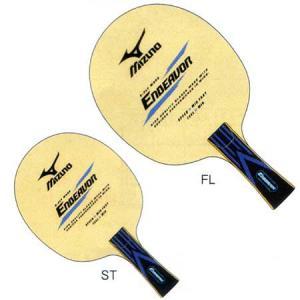 ミズノ(MIZUNO) エンデバー(ENDEAVOR) 18TT22027 卓球 ラケット 未張り上げ シェークハンド esports