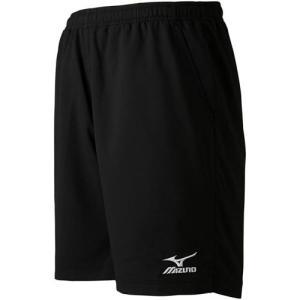 ミズノ(MIZUNO) ゲームパンツ ブラック 82JB700209 卓球ウェア メンズ レディース トレーニング ハーフパンツ|esports