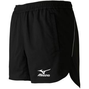 ミズノ(MIZUNO) ゲームパンツ ブラック 82JB700509 卓球ウェア メンズ レディース トレーニング ハーフパンツ|esports