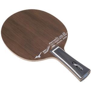 ミズノ(MIZUNO) フォルティウスFTバージョンD FORTIUS FT ver.D フレア 83GTT70109 卓球ラケット 未張り上げ シェークハンド esports