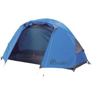 バンドック BUNDOK キャンプ テント ソロドーム 1 BDK-08 ツーリング ドームテント アウトドア 1人用|esports