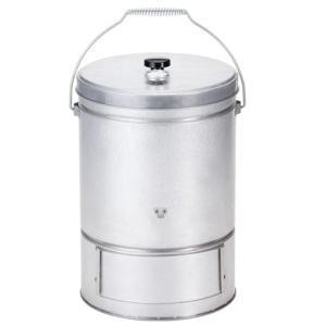 バンドック(BUNDOK) スモーク缶 温度計付 BD-439 スモーク スモーカー 燻製器 キャンプ アウトドア|esports