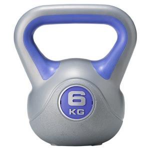 カワセ(KAWASE) ケトルダンベル6kg KW-780 トレーニング 筋トレ バーベル