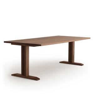 ダイニングテーブル マスターウォール リッツローダイニングテーブルW1600 ウォールナット RZLD1685-WN Masterwal|esprit