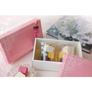 ホワイトデー ギモーヴ 生マシュマロ ギフトセットBOX B 5個入りカップが2個入ります お取り寄せ プレゼント