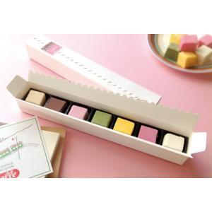 お菓子 スイーツ 母の日 お取り寄せ ギモーヴ 生マシュマロ ギフトセットBOX C ギモーヴが7個...