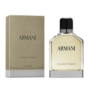 ジョルジオ アルマーニ アルマーニ プールオム EDT SP 100ml 「コンパクト便対応可」 GIORGIO ARMANI EAU POUR HOMMEの商品画像|ナビ