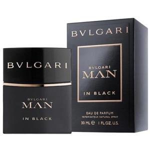 「新作メンズ」 ブルガリ マンインブラック オードパルファム 30ml 「NEW」BVLGARI MAN IN BLACK EAU DE PARFUM