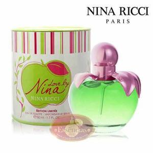 ニナリッチ ラブ バイ ニナ EDT SP 50ml NINA RICCI LOVE NINA|essenciasshop
