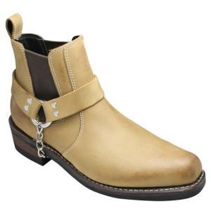 アルファ/ハーネスブーツ/AFB20011(ブラウン)/グッドイヤーウェルト製法/送料無料(北海道・沖縄除く)/メンズ 靴|essendo