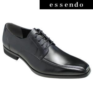 ビジネスシューズ アントニオ モレロ/ロングノーズの多機能ビジネスシューズ(スワールモカ)・AT7501(ブラック)/ANTONIO MORELLO メンズ 靴|essendo