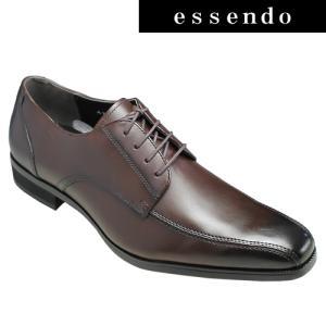 ビジネスシューズ アントニオ モレロ/ロングノーズの多機能ビジネスシューズ(スワールモカ)・AT7501(ダークブラウン)/ANTONIO MORELLO メンズ 靴|essendo
