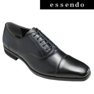ビジネスシューズ アントニオ モレロ/ロングノーズの多機能ビジネスシューズ(ストレートチップ)・AT7502(ブラック)/ANTONIO MORELLO メンズ 靴|essendo