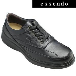 ボブソン/カジュアルシューズ BB5203(ブラック) 内羽根/タウンカジュアルタイプ 4E/メンズ 靴|essendo