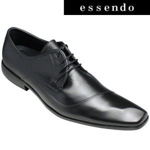 バンプ アンド グラインド/レインシューズ(片流れストレートチップ)・BG8110(ブラック)/防水ビジネスシューズ/神戸発信のBump N' GRIND/メンズ 靴|essendo