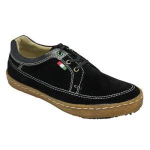 ベネトン カジュアルシューズ Uチップ レース/BN5013 ブラック/オシャレなカラーリング/メンズ 靴|essendo