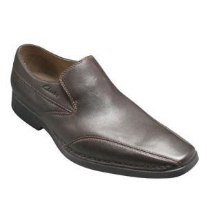 クラークス/ローファー ビジネスシューズ GILD FAME/No.1187(エボニーレザー)/メンズ 靴 essendo