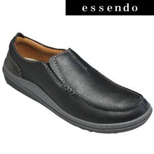 Clarks(クラークス)/Gait Easy(ゲイトイージ)・429E(ブラック)26110934/履き心地の良いタウンカジュアル/メンズ 靴|essendo