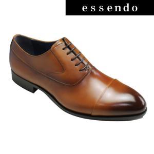 モデロ ビジネスシューズ フォーマルなドレス&カジュアルシューズ ストレートチップ DM7021 ライトブラウン MODELLO メンズ 靴 essendo
