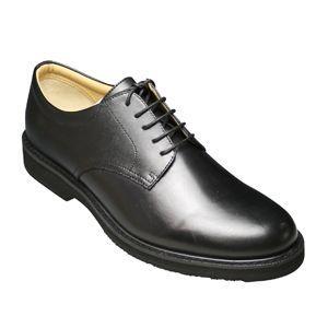 【WALKERS-MATE(ウォーカーズ・メイト)】牛革多機能コンフォートビジネスシューズ・レース(プレーントゥ)MW6500(ブラック)/メンズ 靴 essendo