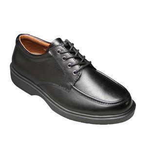 【WALKERS-MATE(ウォーカーズ・メイト)】牛革多機能コンフォートビジネスシューズ・レース(Uチップ)MW8700(ブラック)/メンズ 靴 essendo