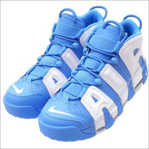 NIKE(ナイキ) AIR MORE UPTEMPO '96 UNIVERSITY BLUE/WHITE 921948-401 291-002301-274+【新品】(フットウェア)|essense|01