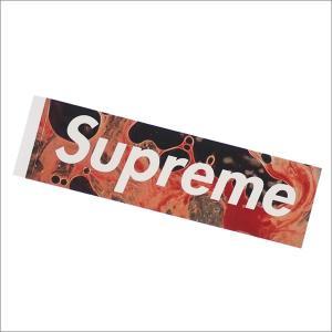SUPREME(シュプリーム) Blood and Semen Box Logo Sticker (ステッカー) BLACK 290-004475-011+【新品】(グッズ)|essense