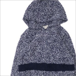 BAREFOOT DREAMS for RHC Ron Herman (ベアフットドリームス) Heathered Line Hoodie (パーカー) INDIGO 212-001015-037x【新品】(SWT/HOODY)|essense