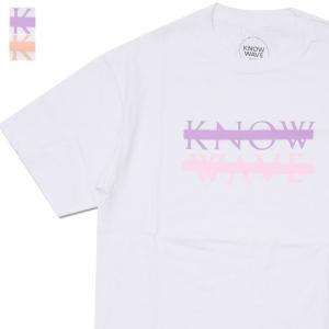 ノーウェーブ Know Wave Wavelength Halftone Tee Tシャツ メンズ ...