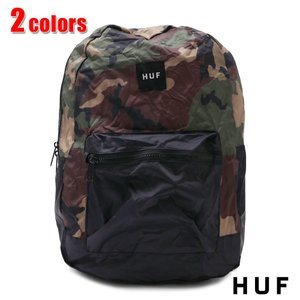 HUF (ハフ)  PACKABLE BACKPACK [バックパック] 999-005018-017|essense