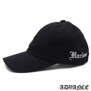 ADVANCE (アドヴァンス) ARS-5011 6-PANEL CAP [6パネルキャップ] BLACKxWHITE 694-000086-010|essense