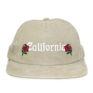 STUSSY (ステューシー) 131687-khaki CALIFORNIA CAP [6パネルキャップ] KHAKI 620-005873-015|essense