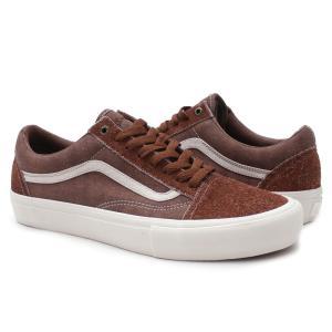 VANS(バンズ) Old Skool Pro(オールドスクール) (Pass-Port) Brown191-012026-306(フットウェア)|essense