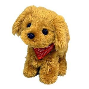 おしゃべりわんこ しゃべる犬 可愛い犬の 動くぬいぐるみ 癒しロボット