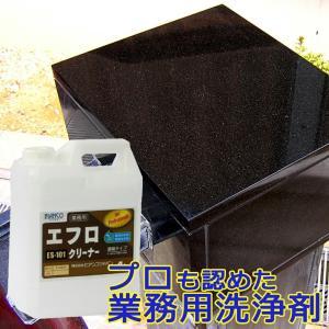 エフロクリーナー 4kg(ポリ容器入り)ES-101 ビアンコジャパン特約代理店|esteem-direct