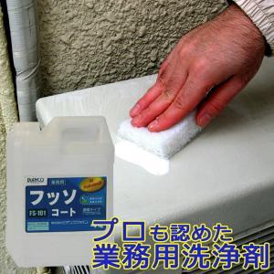 ビアンコジャパン フッソコート 4kg(ポリ容器)FS-101 ビアンコジャパン特約販売店|esteem-direct