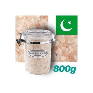 天然塩の入浴剤 【世界のバスソルト ヒマラヤ ロックソルト】 800g パキスタン産 バスソルト ロックソルト ミネラル塩|esthemart