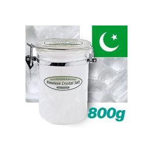 天然塩の入浴剤 【世界のバスソルト ヒマラヤ クリスタルソルト】 800g パキスタン産 バスソルト ミネラル塩|esthemart