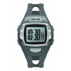 SOLUS(ソーラス) 心拍計測機能付 腕時計 SOLUS Leisure930 01-930-003|estim