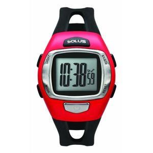 SOLUS(ソーラス) 心拍計測機能付 腕時計 SOLUS Leisure930 01-930-007|estim